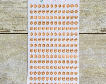 Pizza Mini Stickers For Planner Reminders Trackers M25