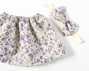 Baby Skirt Toddler Skirt Handmade Skirt Handmade girls skirt