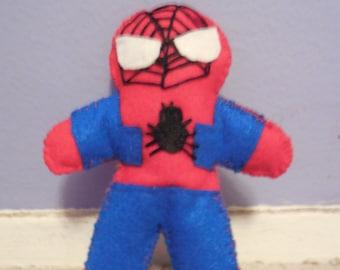 Spider-Felt