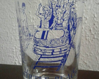Myrtle Beach South Carolina souvenir tumbler 1960s