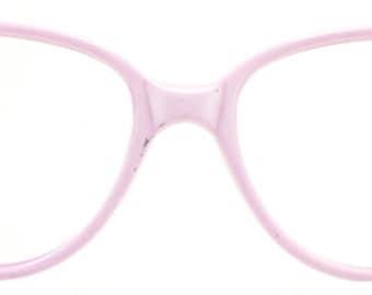 1980s Purple Plastic Spectacles