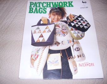 Patchwork Bags, Books, Quilting