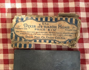 Dixie jr Straight Razor Hone