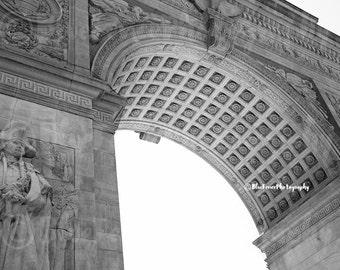 Washington Square Park Arch, New York Print, Art Print, NY Art, Manhattan, Bedroom Decor, Living Room Art, Home Decor,