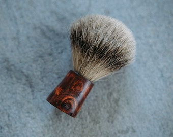 Handmade Silvertip Badger Shaving Brush