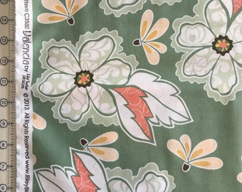 Valencia floral Fabric by the Yard-Riley Blake Fabrics c3580