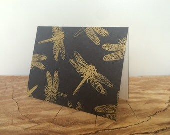 Gold Dragonfly - 5 pack