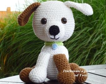 PATTERN - Dogg Filip - crochet pattern, amigurumi pattern, dogg pattern, PDF