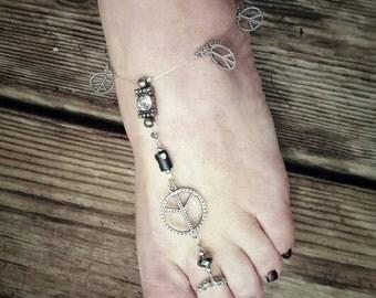 Ankle ETNICHIC jewelry