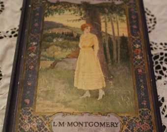 Vintage First Edition~ Anne's House of Dreams Book~ Author L.M. Montgomery~ Copyright 1917