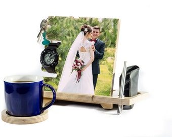 3rd anniversary Second anniversary gift for men Tablet holder 4th anniversary 3rd anniversary gifts for men 3rd anniversary gift for her