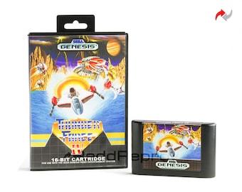 Thunder Force IV Reproduction (Sega Genesis, 1992) Repro
