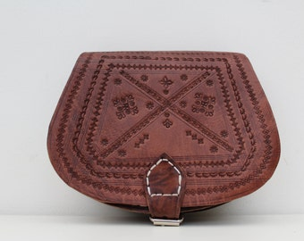Leather Layla bag