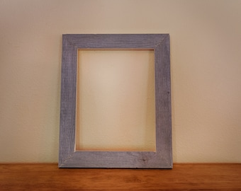 Barnwood Picture Frame - 8.5/11""