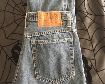 Vintage LA blues jeans 27 inch waist