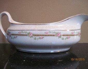 Vintage Knowles Taylor & Knowles Gravy Boat - Item #1088