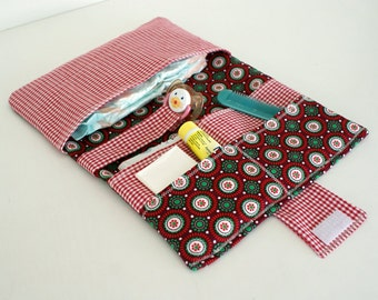Diapers bag und diapers wipes