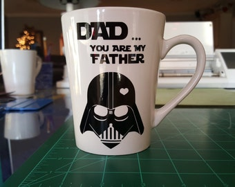 Dad you are my father coffee cup