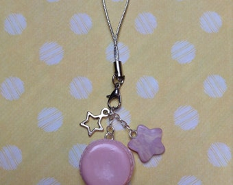 Polymer Clay Macaroon Planner Charm