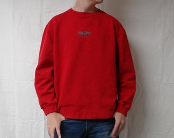 Red Mossimo Pullover