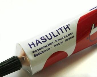 Hasulith jewelry glue 30 ml of clear adhesive