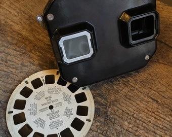 Vintage Sawyer's View Master Black Bakelite Stereoscope