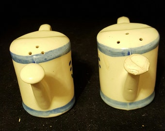 Shawnee Watering Can Salt & Pepper Shakers