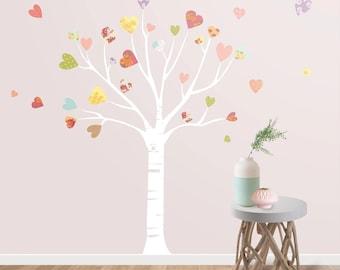 Vinyl tree of hearts