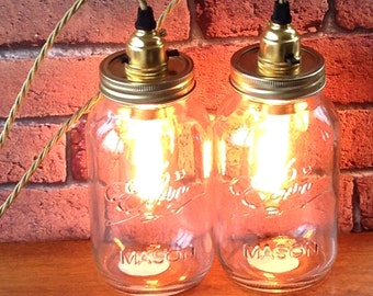 eerin mason jar set of 2