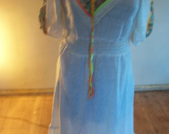 """PAPER MOON """"Groovy Cool"""" Dress SIZE 7"""