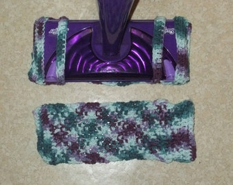 Reusable Swiffer Wet Jet Pads -Handmade 100% Cotton- Think Clean and buy Green!