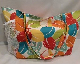 Extra Large Beach Bag, Extra Large Tote