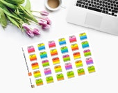 FOLD LAUNDRY Stickers - CAM00137