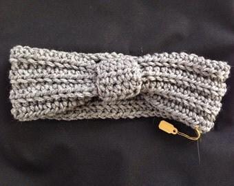 Crochet toddler ear warmer