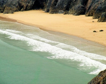 Pobbles Bay, Welsh Seaside Photography, The Gower Peninsula