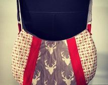 Deer baby bag