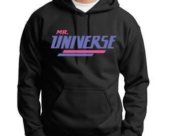 Mr Universe Hoodie Sweatshirts Adult & Youth Hoodies
