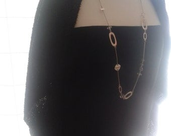 Black glitter cardigan