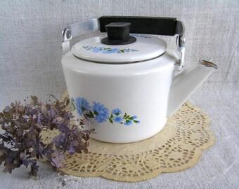 30 off bouilloire en tle maille blanche sovitique old style bouilloire bouilloire en mtal dcoration de mariage rustique rtro cuisine decor - Tole Blanche Mariage