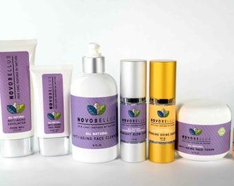 All Natural, Organic Anti-Aging Kit
