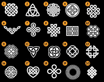 Celtic Knot Decals