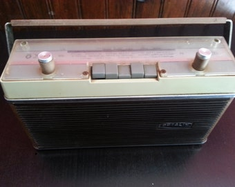 Radio transistor model TO201 OPTALIX