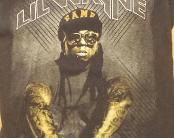 Small. Lil Wayne 2011 Tour shirt. Lil weezy rap artist tee. Band shirt.