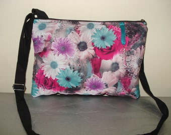 Bag flowers / leo