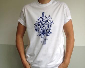 T-shirt COEUR D'artichaut
