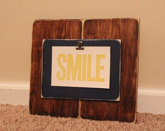 Wood Picture Frame 5 x 7