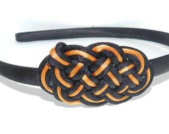 Celtic knot headband