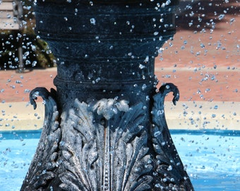 Water Fountain/ Wishing Well