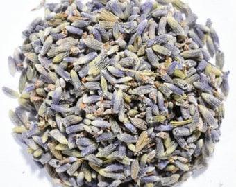LAVENDER   Organic   Herbal Tea   Herb   Loose Leaf   Tea Bags   Tea Tin   Iced Tea   Eco-Friendly