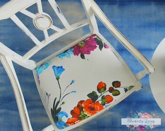 SOLD - Lilly - Vintage Carver Chair
